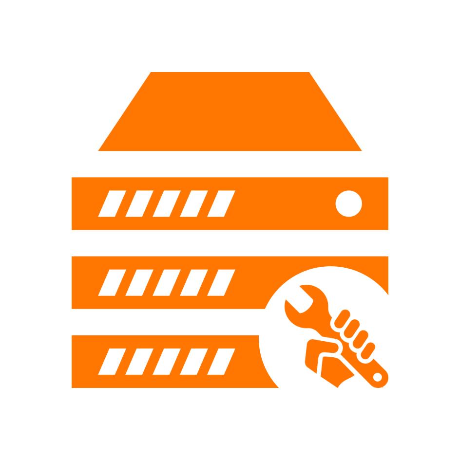 Einbau Ihrer Geräte in unserem Datencenter -