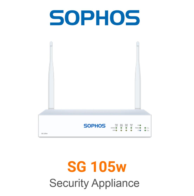 Sophos SG 105w Security Appliance