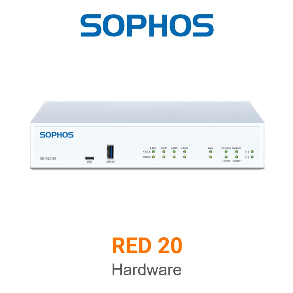Sophos RED 20 Hardware Appliance