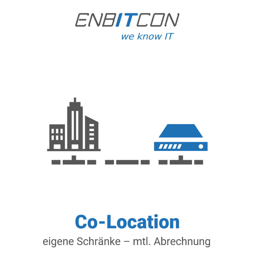 Co-Location - eigener Serverschrank