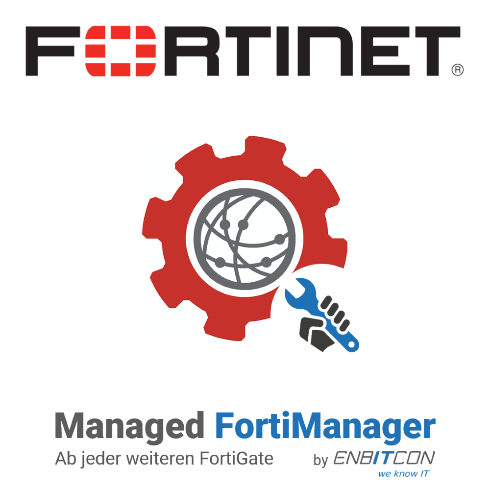 Managed FortiManager by EnBITCon - Zusatzdevice