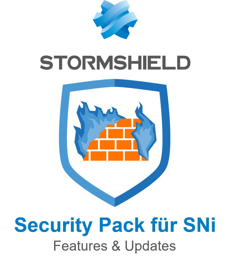 Stormshiel SNi20 Industrial Security Pack