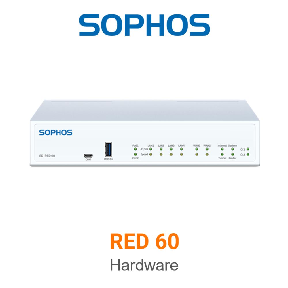 Sophos RED 60 Hardware Appliance