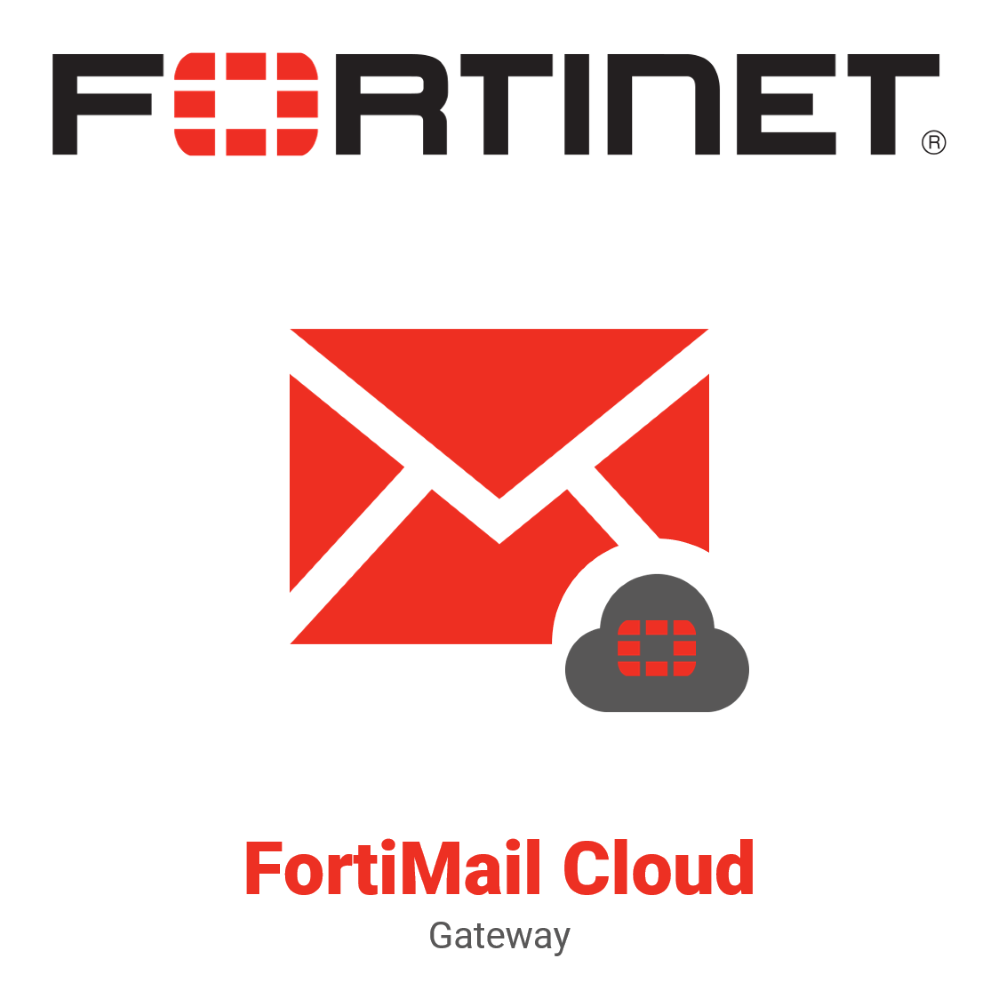 FortiMail-VM01 24x7 FortiCare + FortiGuard Base Subscription 3 Jahre