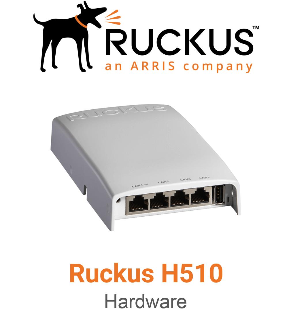 Ruckus H510 Spezial Access Points