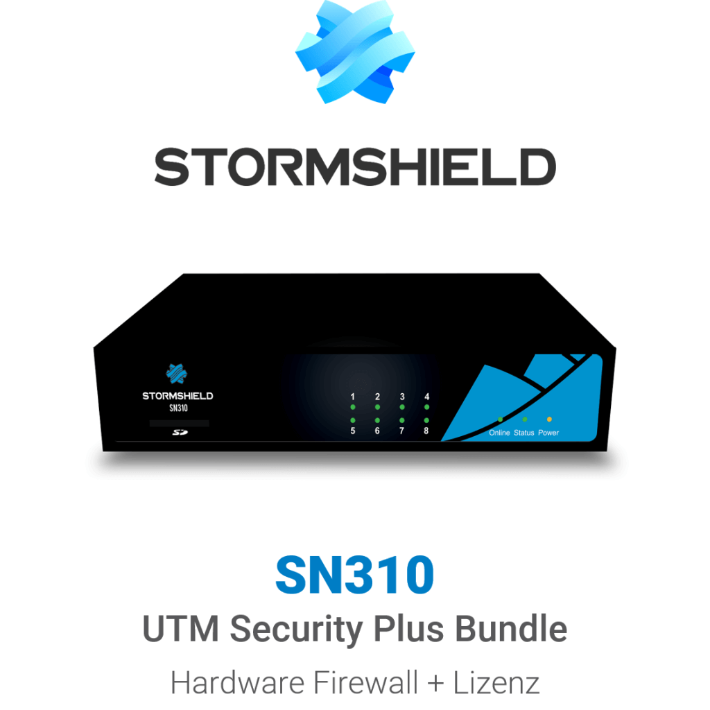 Stormshield SN 310 UTM Security Plus Bundle (Hardware + Lizenz)