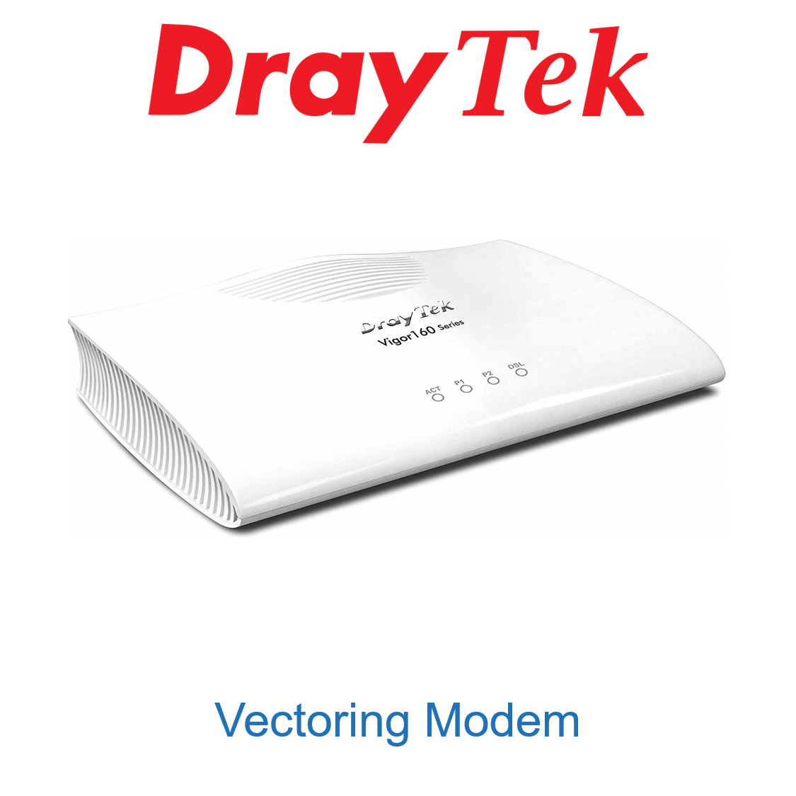 DrayTek Vigor 166 VDSL2 Super Vectoring Modem