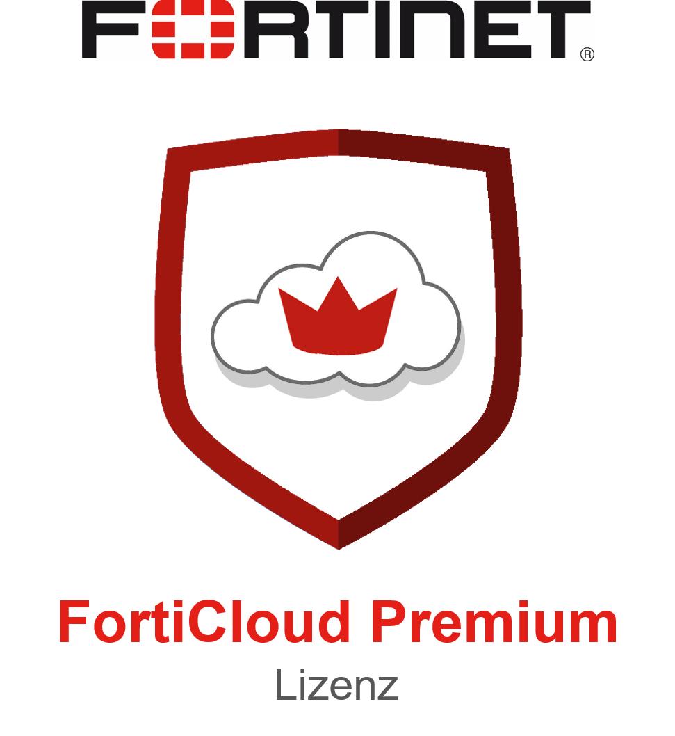 Fortinet Cloud Premium Account Lizenz