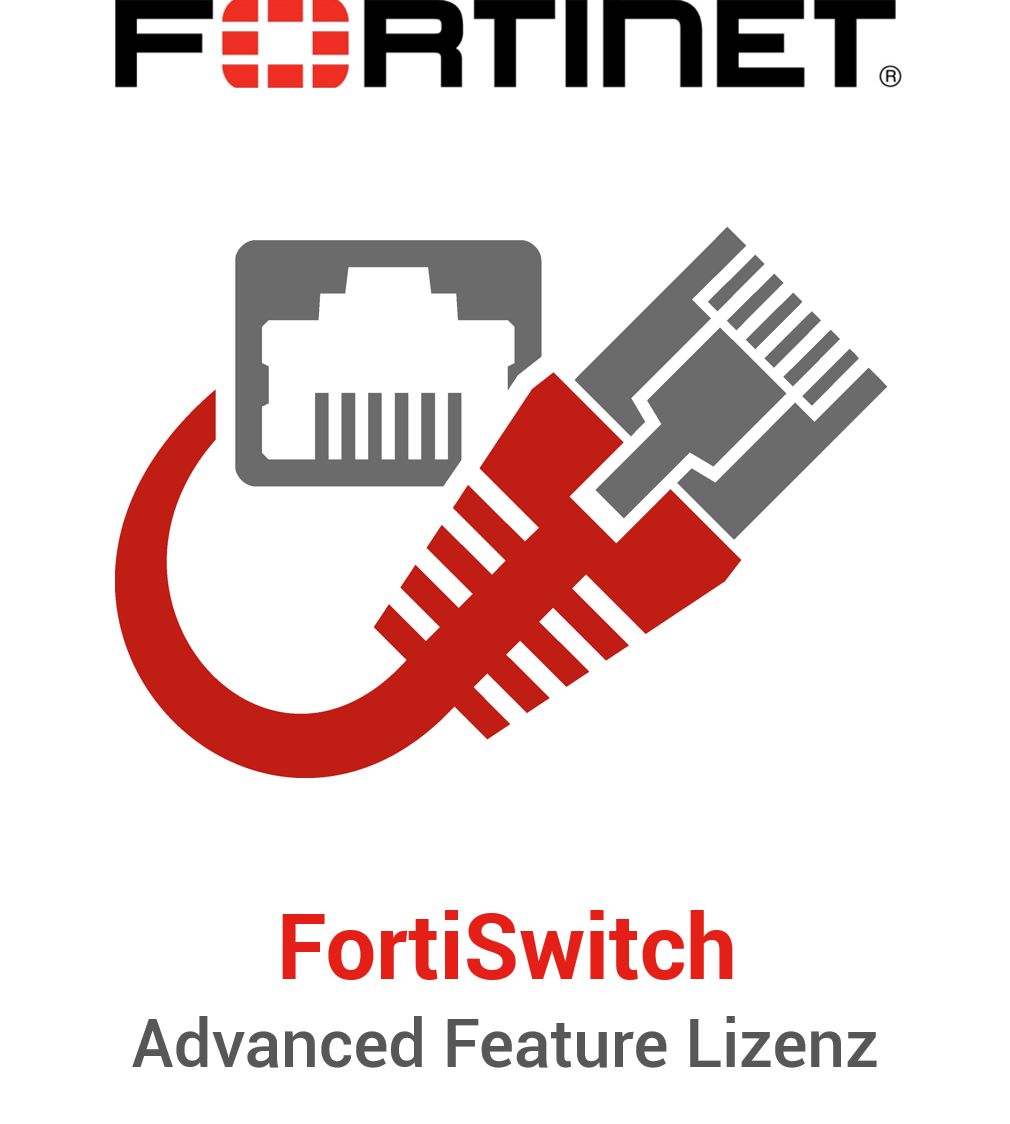 Fortinet FortiSwitch-1000 Advanced Features Lizenz