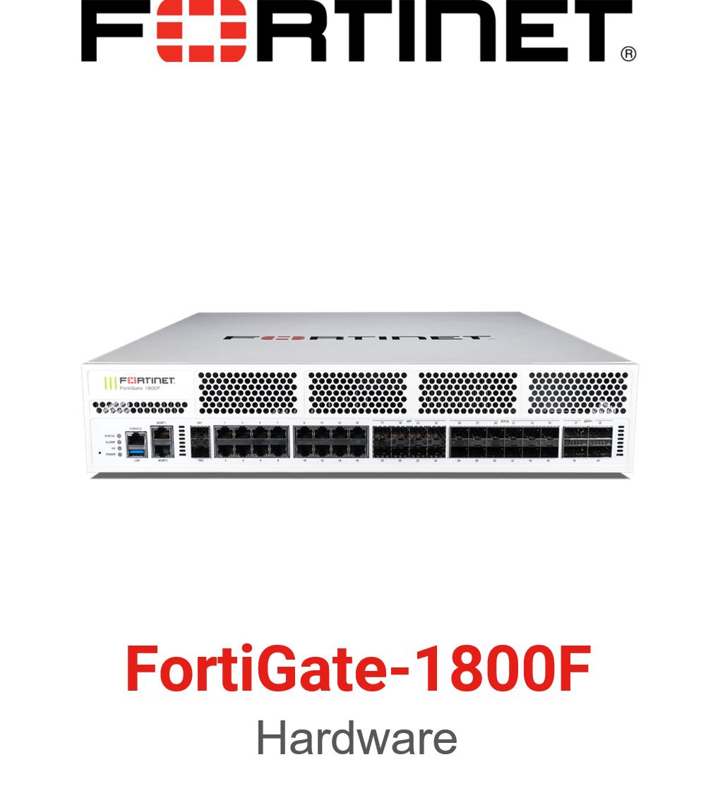 Fortinet FortiGate 1800F Firewall