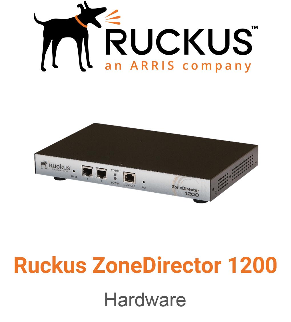 Ruckus 1200 ZoneDirector Controller