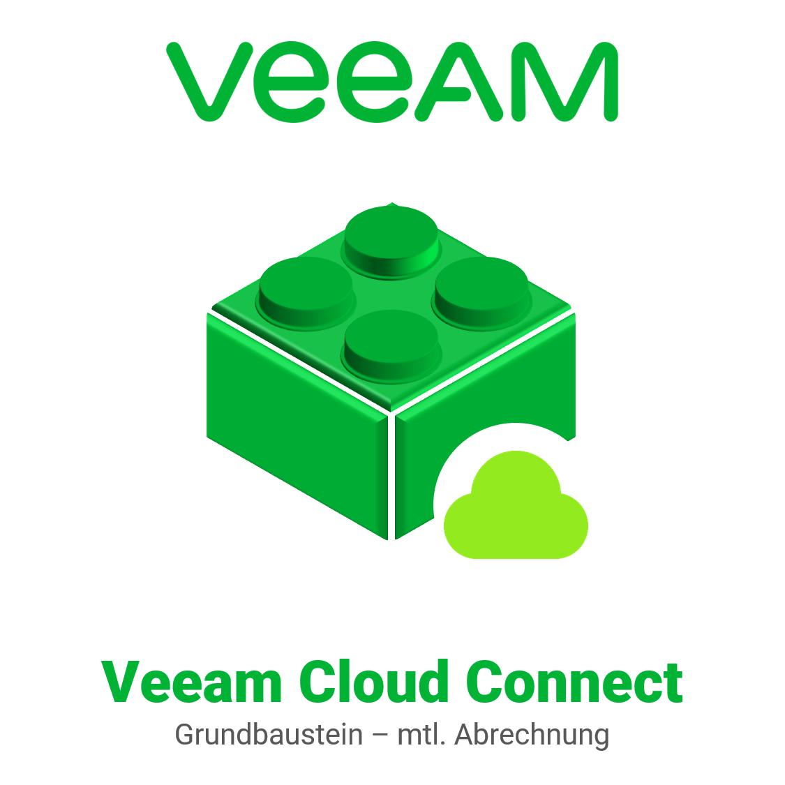 Veeam Cloud Connect - Grundbaustein