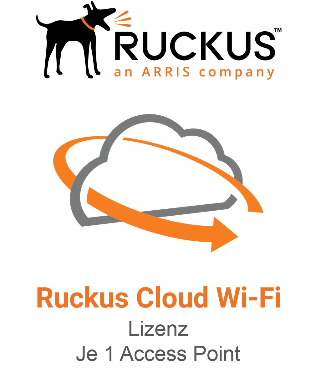 Ruckus Cloud Wi-Fi
